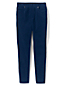 Women's High Waisted Pull-on Corduroy Legging Jeans