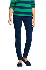 Women's High Rise Pull On Corduroy Skinny Pants