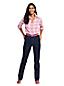 Jean Amincissant Droit Taille Haute, Femme Stature Standard