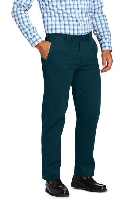 Men's Comfort-First Traditional Fit Flex Waistband Dress Pants