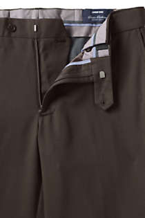 Men's Comfort Waist Comfort-First Year'rounder Wool Pants, alternative image
