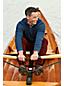 Melierter Baumwoll-Pullover DRIFTER mit Vorderzipper für Herren