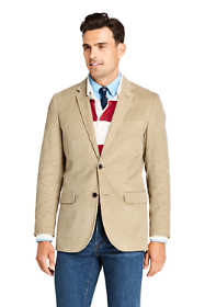 Men's Tailored Fit 10 Wale Stretch Corduroy Sport Coat