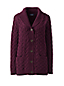 Women's Petite Drifter Cotton Shawl Collar Cardigan