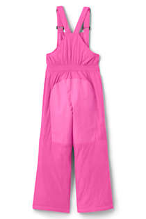 Little Kids Iron Knee Winter Bib Snow Pants, Back