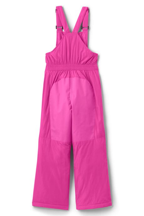 Little Kids Iron Knee Winter Bib Snow Pants