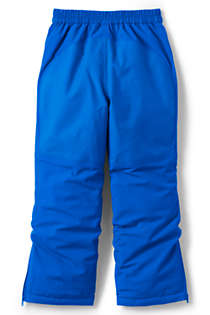 Kids Squall Waterproof Iron Knee Winter Snow Pants, Back