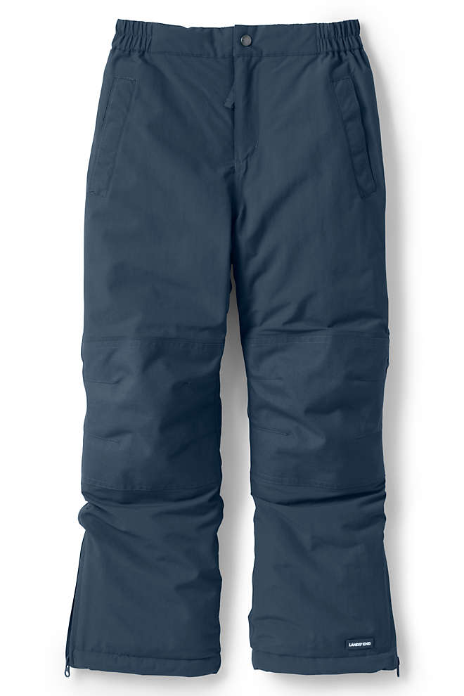 Kids Husky-Plus Squall Waterproof Iron Knee Winter Snow Pants, Front