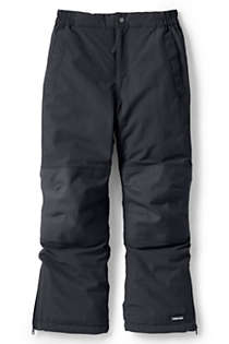 Kids Squall Waterproof Iron Knee Winter Snow Pants, Front
