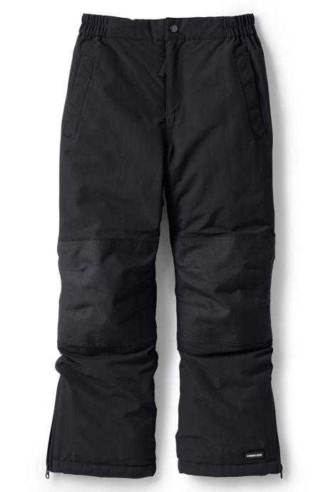 Kids Squall Waterproof Iron Knee Winter Snow Pants