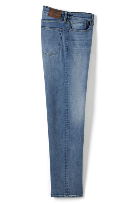 Men's Comfort Waist Traditional Fit Comfort-First Jeans