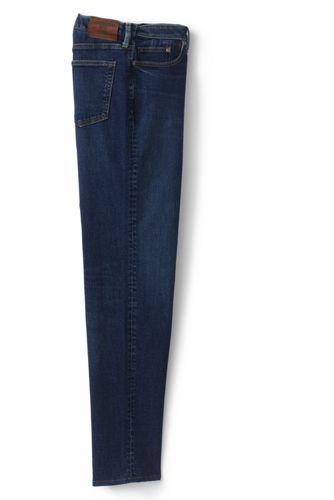 Stretch-Jeans mit Komfortbund für Herren, Classic Fit