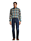 Jean Stretch Taille Confort Square Rigger Ourlets Sur-Mesure, Homme Stature Standard