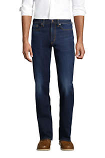 Men's Comfort Waist Traditional Fit Comfort-First Jeans, Front