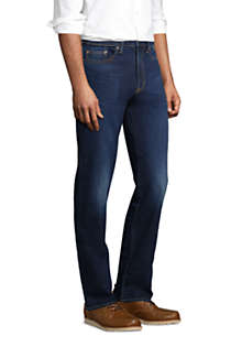 Men's Comfort Waist Traditional Fit Comfort-First Jeans, alternative image