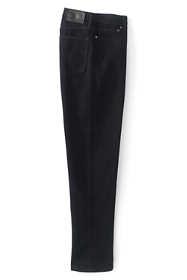 Men's Big and Tall Comfort Waist Black Jeans