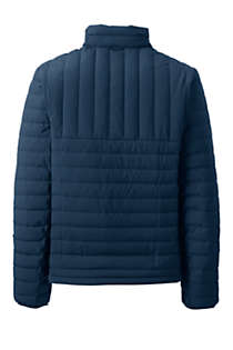 Men's Packable 800 Down Jacket, Back