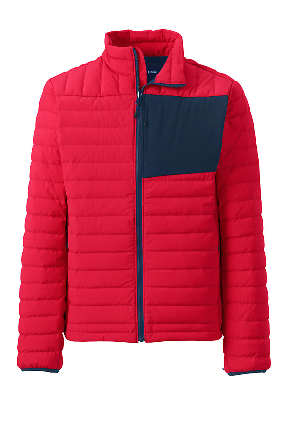 Lands End Mens Packable 800 Down Jacket (various colors/sizes)