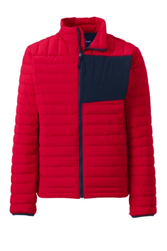 Men's Ultra Light Packable Down Jacket