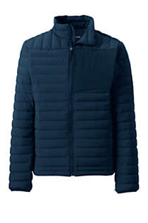 Men's Packable 800 Down Jacket, Front