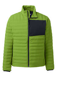 Men's Tall Packable 800 Down Jacket