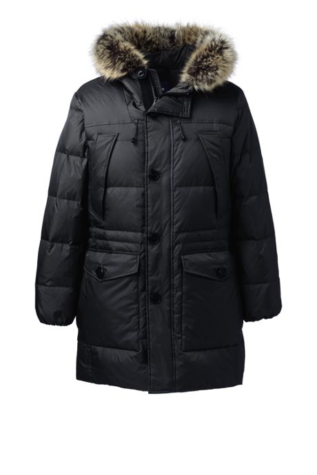 Men's Rusk Winter Down Parka