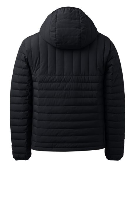 Men's Hooded 800 Down Jacket