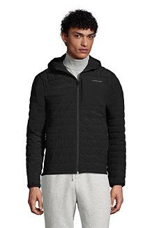 Men's Hooded Ultra Light Down Jacket