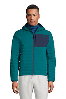 Men's Hooded Ultra Light Down Jacket