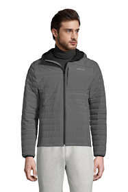 Men's Tall Hooded 800 Down Jacket