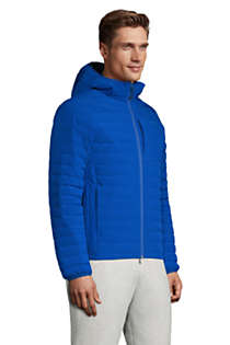 Men's Tall Hooded 800 Down Jacket, alternative image