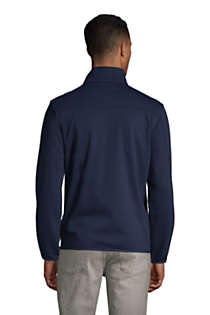 Men's Tall Marinac Windproof Fleece Jacket, Back