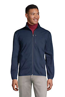 Men's Tall Marinac Windproof Fleece Jacket, Front