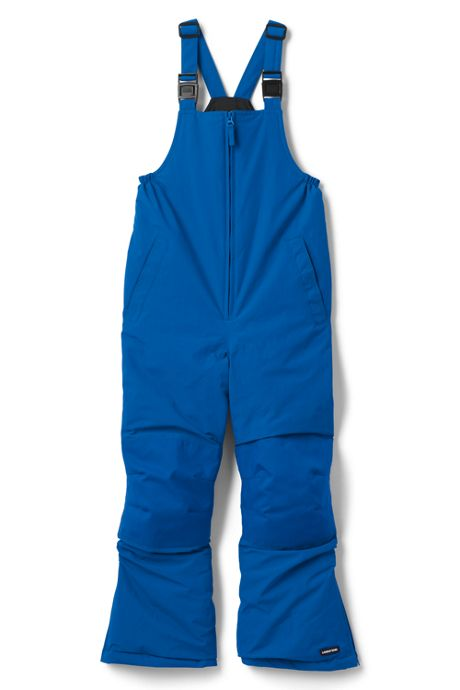 Toddler Kids Squall Waterproof Iron Knee Bib Snow Pants