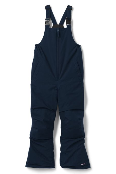 Kids Slim Squall Waterproof Iron Knee Bib Snow Pants