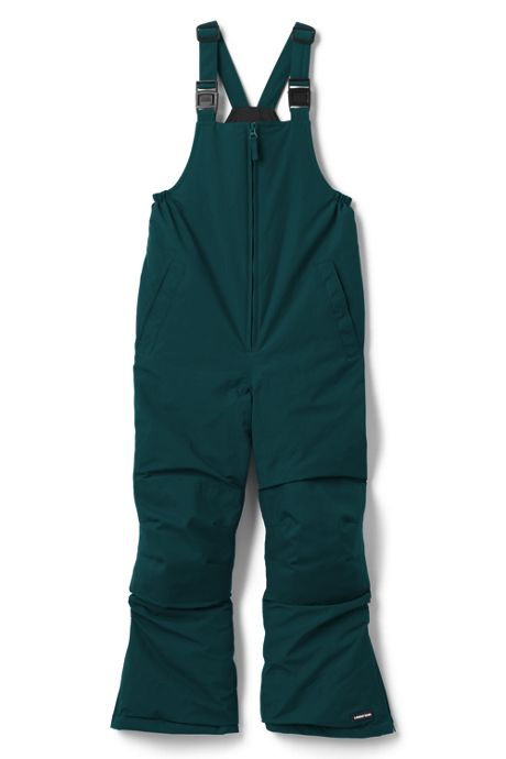 Kids Husky-Plus Squall Waterproof Iron Knee Bib Snow Pants