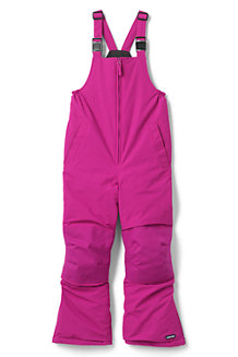 Kids' Waterproof Squall Snow Salopettes