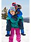 Schnee-Latzhose SQUALL für große Kinder