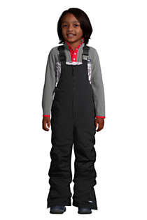 Little Kids Squall Waterproof Iron Knee Bib Snow Pants, alternative image