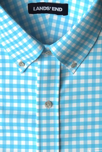 Men's Traditional Comfort-First Commuter Dress Shirt
