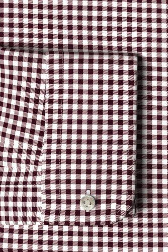 Men's Traditional Comfort-First Commuter Dress Shirt