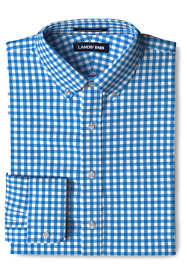 Men's Big and Tall Traditional Comfort-First Commuter Dress Shirt