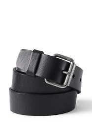 Men's Leather Jean Belt