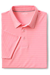 Men's Short Sleeve Texture Comfort-First Golf Polo, alternative image