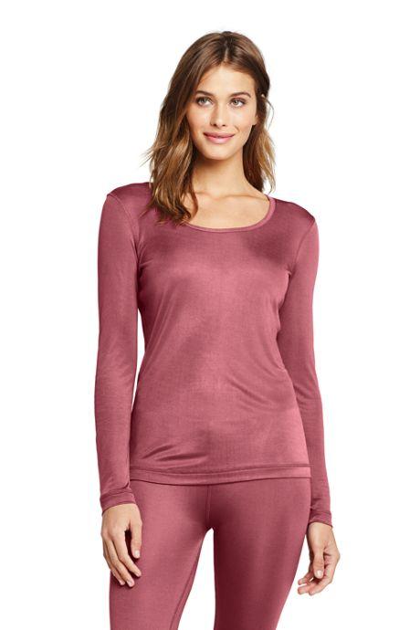 Women's Silk Interlock Scoopneck