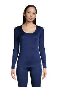 Women's Silk Interlock Scoopneck