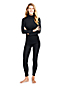 Women's Lightweight Silk Interlock Roll Neck Top