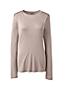 Women's Lightweight Silk Interlock Crew Neck Top