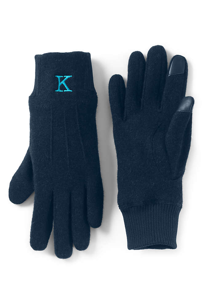 Women's EZ Touch Screen Gloves, Front