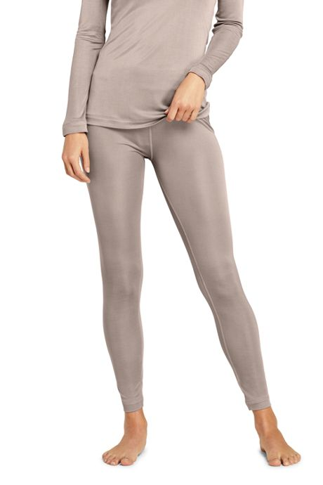 Women's Petite Silk Interlock Pants